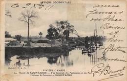 Rivière Gambie - Escale De Kountaour - Gambie