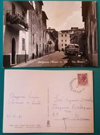 Cartolina Gavignano (Roma) - Via Roma. Viaggiata 1974 - Italie