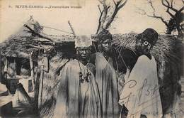 River-Gambia - Toucouleur Women - Carte Pour La Vendée - Gambia