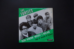 THE TURTLES YOU KNOW WHAT I MEAN RARE SP BELGE 1967 VALEUR + - Rock
