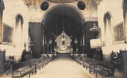 Philippines - Cebu - Carte Photo 1909 - Vieille Eglise - Carte Pour La Vendée - Philippines