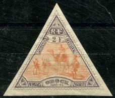 Obock (1894) N 60 * (charniere) - Obock (1892-1899)
