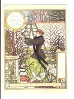 EUGENE GRASSET- LA BELLE JARDINIERE - 1896 - FEVRIER - Peintures & Tableaux