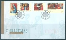 AUSTRALIA  - FDC - 31.10.1994 - CHRISTMAS - Yv 1403-1406 - Lot 18661 - Premiers Jours (FDC)