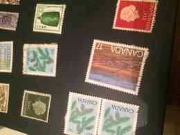 CANADA ARTE - Stamps