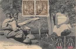 Madagascar - Femmes Betsiléo à La Fontaine - Tananarive - Carte Pour La Vendée 1911 - Madagascar