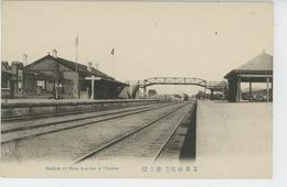 ASIE - CHINE - CHINA - SHAN HAI KWAN - The Station - Chine