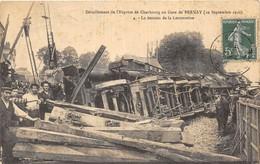 43 CP(SNCF:Accident Bernay+Villecresnes+St Denis+Choisy Le R Inond)Schlitteurs+1905+Pub Humour+Klein+Divers Animées N°88 - Postcards