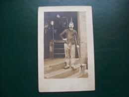 Carte Photo Ancienne: Ouvrier - Dépt 44? Trignac? - Cartes Postales