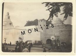 PARIS EXPOSITION COLONIALE 1931-PAVILLON DE L'ALGERIE - PHOTO 9x12 Cms - Lieux