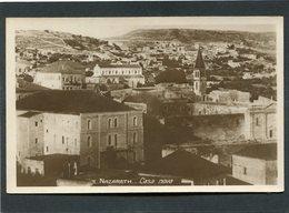 CPA - NAZARETH - Casa Nova - Israel