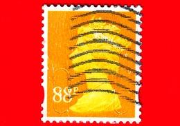GB  UK GRAN BRETAGNA - Usato - 2013 - Regina Elisabetta II - Sicurezza Machin - 88 - 1952-.... (Elizabeth II)