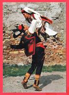 Hrvatska Kostajnica * Danses Et Costumes Nationaux De VRLIKA  ** 2 SCANS - Croatie