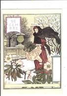 EUGENE GRASSET- LA BELLE JARDINIERE - 1896 - DECEMBRE - Peintures & Tableaux