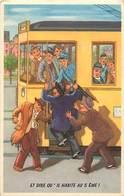 Themes Div-ref Z148- Illustrateurs - Illustrateur - Humour -humoristique -poivrots -alcool -alcoolisme -poivrot -ivrogne - Humour