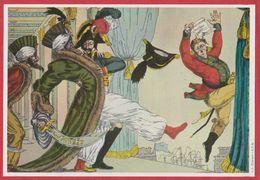 Le Vice-amiral Anglais Duckworth Est éconduit Par Le Sultan Le 3 Mars 1807. 1970. - Vieux Papiers