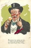 Themes Div-ref Z147- Illustrateurs - Illustrateur - Humour -humoristique -poivrots -alcool -alcoolisme -poivrot -ivrogne - Humour