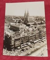 Zagreb - Pogled Sa Nebodera ------------ 481 - Croatie