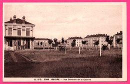 Issoire - Vue Générale De La Caserne - Militaire - Animée - Edit. J. GOUTTEFANGEAS - Issoire