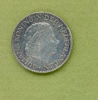 PAYS – BAS 1 GULDEN 1966 Argent - 1948-1980 : Juliana