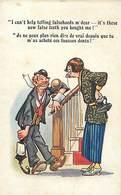Themes Div-ref Z144- Illustrateurs - Illustrateur - Humour -humoristique- Les Fausses Dents - - Humour