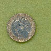 PAYS – BAS 25 CENT 1941 Argent - 1948-1980 : Juliana