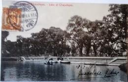 MEXIQUE. Le Lac De Chapultepec - Mexique