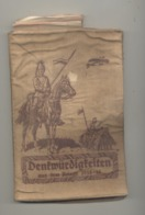 """EUPEN , Carnet """" Denkwürdigkeiten Aus Dem Krieg 1914/15"""" - Souvenirs De La Guerre 1914 /15 Voir Descriptif (nod1) - 1914-18"""