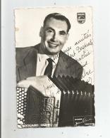 EDOUARD DULEU CARTE AVEC AUTOGRAPHE - Autographs