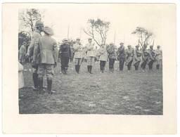 Photo Guerre 1914/1915 - Soldats , Revue Militaire - Guerre, Militaire