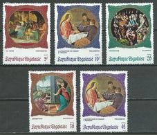Togo YT N°610/614 Peintures Religieuses Neuf ** - Togo (1960-...)