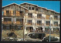 Cpm 3818967 Hotel Le Chamois Alpe D'huez , Citroen Ds - Otros Municipios