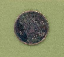 PAYS – BAS 1 CENT 1876 Bronze - 1948-1980 : Juliana