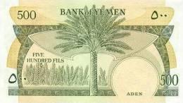 YEMEN DEMOCRATIC P. 6 500 F 1984 UNC - Yémen