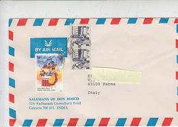 INDIA  1998 - Yvert  1376 -  - Folclore - India