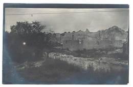 Photo Guerre 1914/1915 - Village En Ruine ( Meuse Ou Meurthe Et Moselle ) - Guerre, Militaire