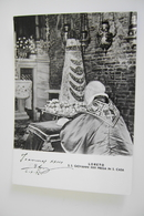 LORETO  GIOVANNI XXIII  PAPA  PAPST POPE     POSTCARD  USED - Papi