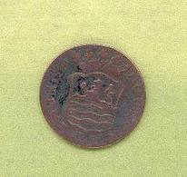 PAYS – BAS ZEELAND - 1 DUIT 1793 - [ 1] …-1795 : Période Ancienne