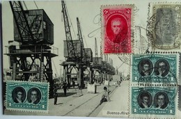 BUENOS AIRES - Le Port - Argentine