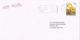 30777. Carta Aerea BAROKO (Papua Y Nueva Guinea) 1997. Setas, Champignons. Mushrooms - Papouasie-Nouvelle-Guinée