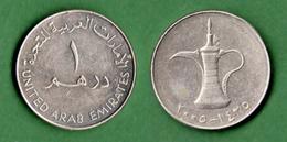 B-36820 United Arab Emirates 2005.One Dircham. Coin - Emirats Arabes Unis