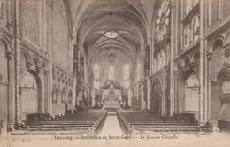 Nord : TOURCOING : Institution Du Sacré-coeur - La Grande Chapelle - Tourcoing