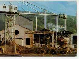 REUNION Usine De Canne A Sucre A SAVANNA,Sogepro (Christian Fontaine) N°505 - La Réunion