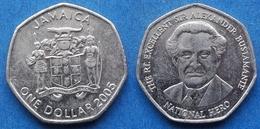 "JAMAICA - 1 Dollar 2005 ""sir Alexandre Bustamante"" KM# 164 Decimal Coinage - Edelweiss Coins - Jamaica"
