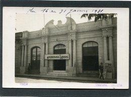 Carte Photo - Teatro Espana - Argentine