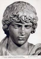 Athens - Olympia Antinous - The Favorite Of The Emperor Hadian - Formato Grande Non Viaggiata – E 9 - Cartoline