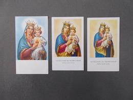 LOT D'IMAGES SAINTES.SACRE COEUR. - Religion & Esotérisme