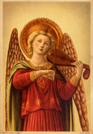 Beato Angelico - Foto Brogi - Formato Grande Non Viaggiata – E 9 - Cartoline