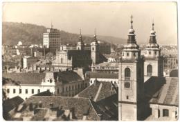 SL - Ljubljana (1960's) - [Lubiana - Laibach - Vue Générale, Cathédrale, église De La Visitation / Panorama] - Slovénie
