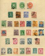 Mexiko / Int. Teilsammlung Ab Klassik (1/503) - Timbres